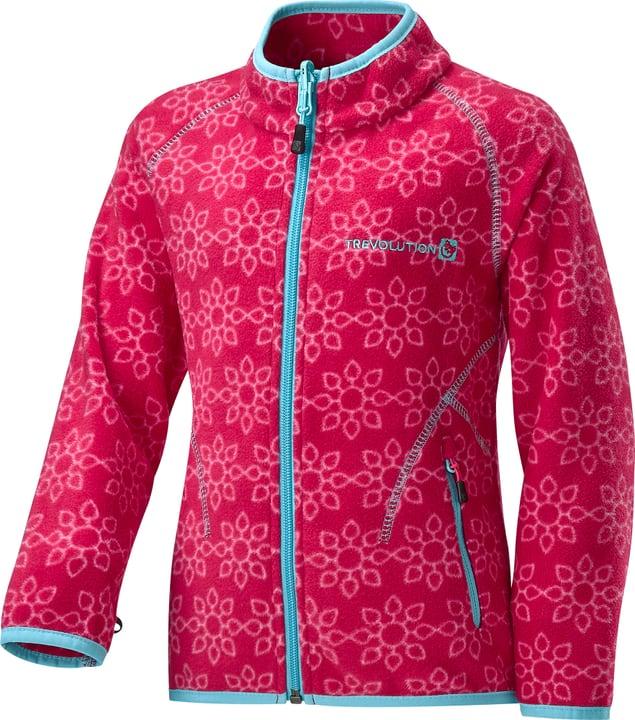 Mädchen-Fleecejacke Trevolution 472332909829 Farbe pink Grösse 98 Bild-Nr. 1
