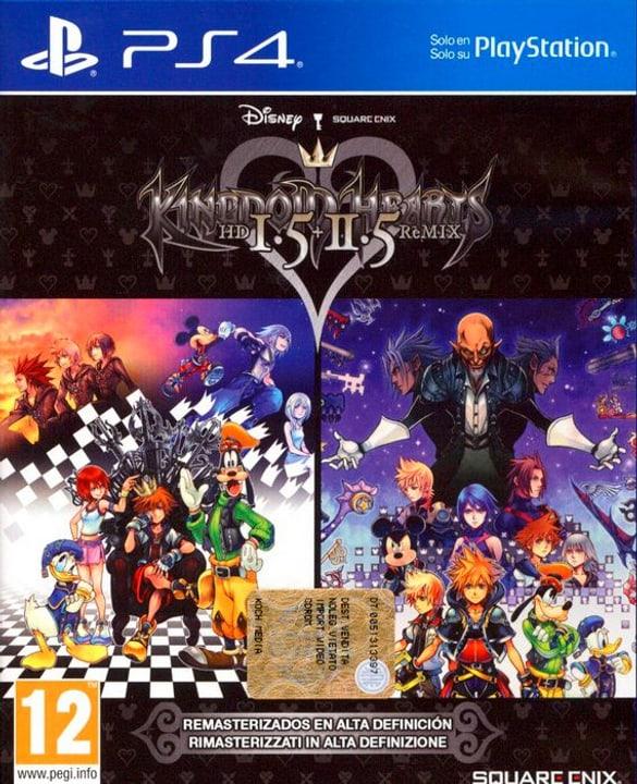 PS4 - Kingdom Hearts HD 1.5 & 2.5 ReMIX Physique (Box) 785300122285 Photo no. 1