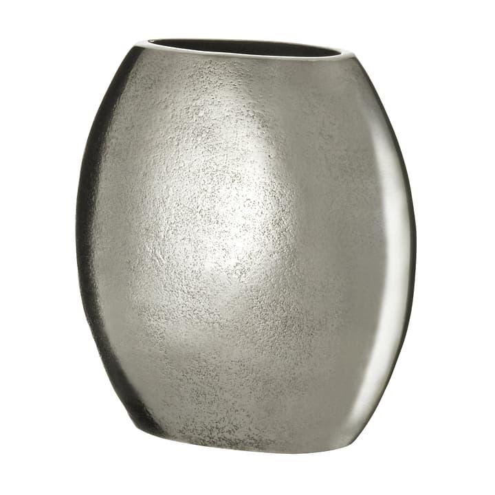 ELLIPSE Vaso decorativo 440611301780 Colore Argento Dimensioni L: 16.0 cm x P: 10.0 cm x A: 17.0 cm N. figura 1