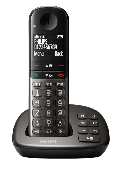 Dect XL4951 DS/38 nero Philips 794059000000 Photo no. 1