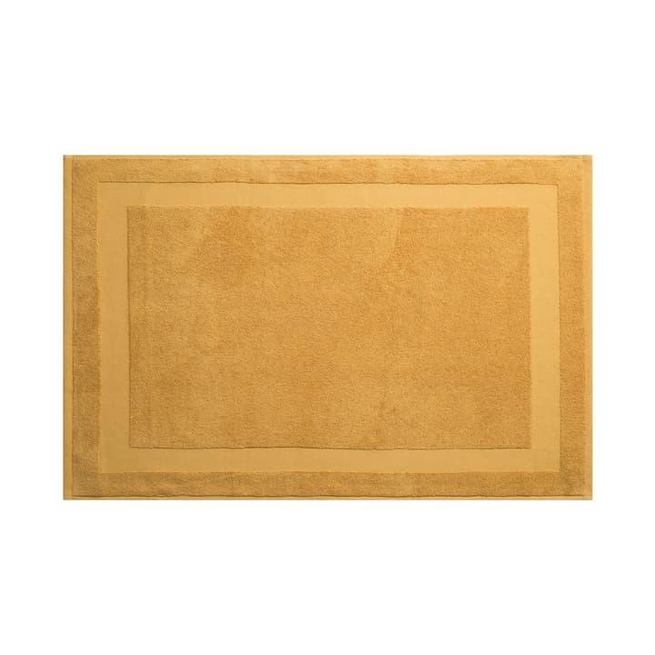 ROYAL Badteppich 50x75cm 374124900000 Grösse B: 50.0 cm x T: 75.0 cm Farbe Goldfarben Bild Nr. 1