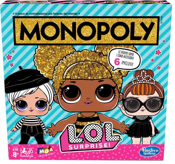 Monopoly Surprise LOL (IT) 748975290200 Photo no. 1