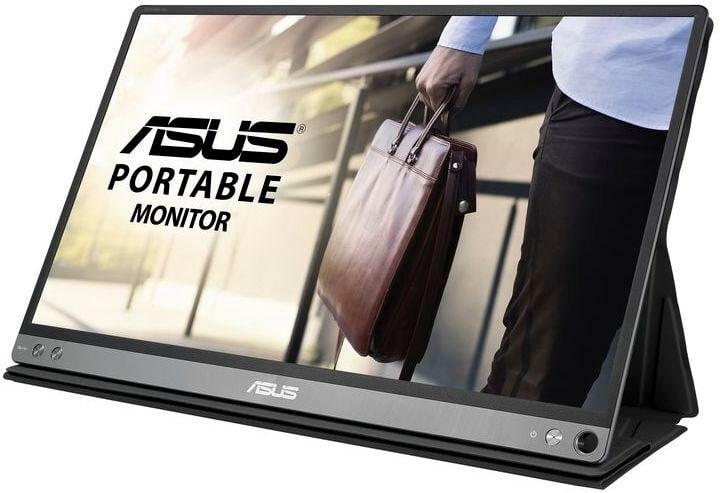 "ZenScreen GO 15,6"" Monitor Asus 785300151708 Bild Nr. 1"