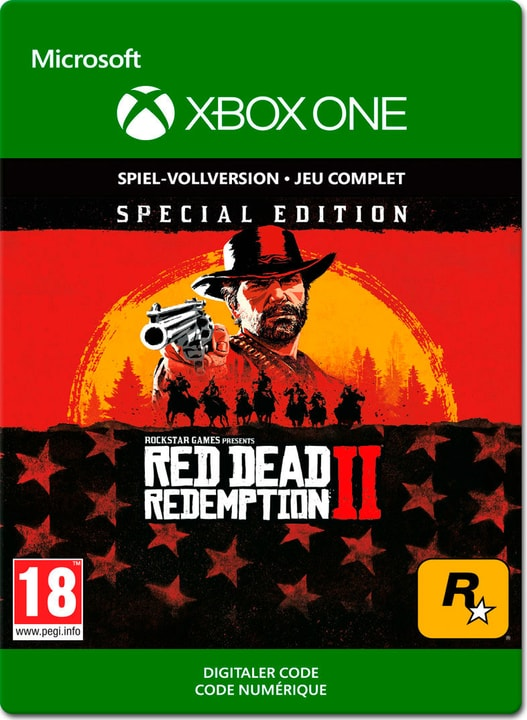 Xbox One - Red Dead Redemption 2 - Special Edition Download (ESD) 785300141691 Bild Nr. 1