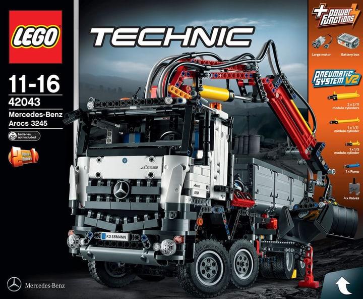 ersatzteile zubeh r zu lego lego technic mercedes benz. Black Bedroom Furniture Sets. Home Design Ideas