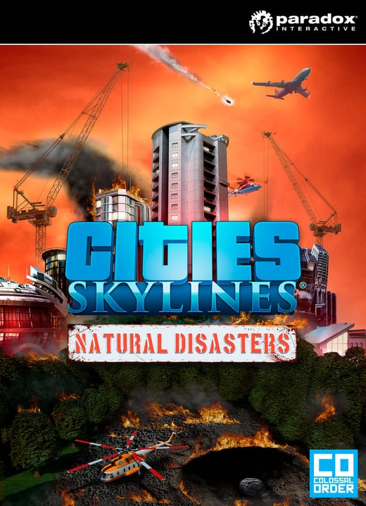 PC/Mac - Cities: Skylines - Natural Disasters (D) Download (ESD) 785300134133 Photo no. 1