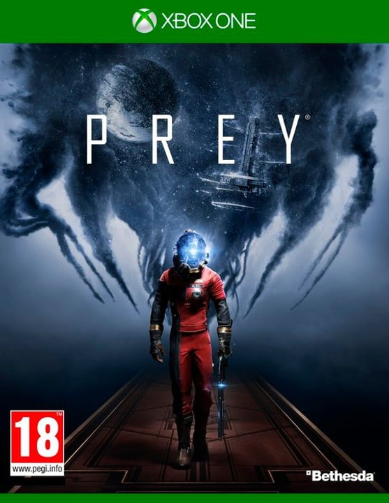 Xbox One - Prey Physique (Box) 785300122112 Photo no. 1