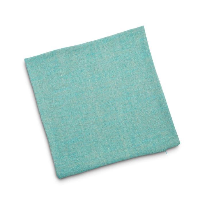 AZURE Zierkissenhülle 378115300000 Grösse B: 45.0 cm x H: 45.0 cm Farbe Hellblau Bild Nr. 1