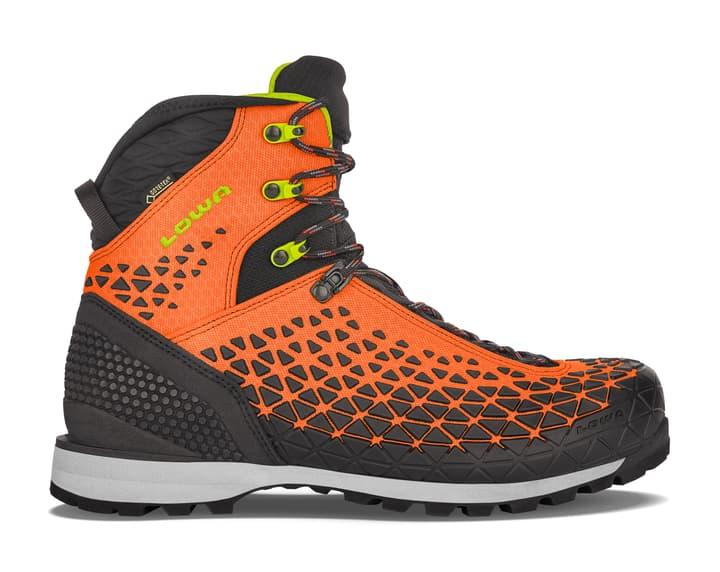Alpine SL GTX Chaussures de montagne pour homme Lowa 473316539534 Couleur orange Taille 39.5 Photo no. 1