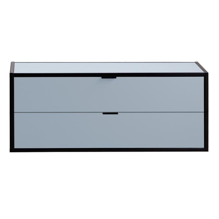 SEVEN Cassetto con coperchio Edition Interio 360985400000 Dimensioni L: 90.0 cm x P: 38.0 cm x A: 35.0 cm Colore Blu N. figura 1