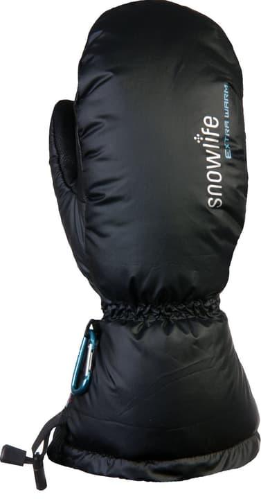 Big Down DT Mitten Gants de ski unisexe Snowlife 464415706020 Couleur noir Taille 6 Photo no. 1