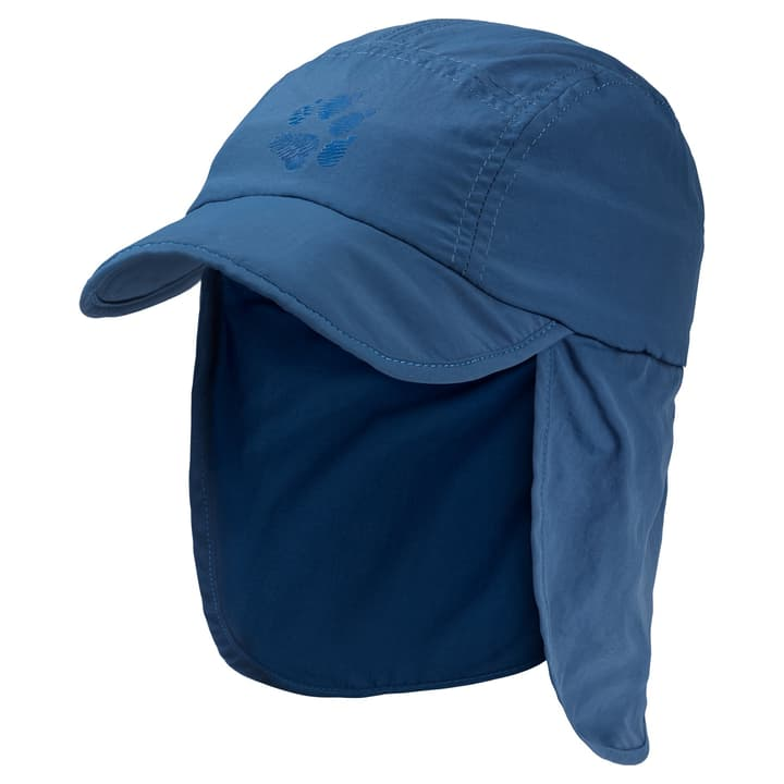 Supplex Canyon Cap Kids Casquette pour enfant Jack Wolfskin 462863153046 Couleur royal Taille 53 Photo no. 1