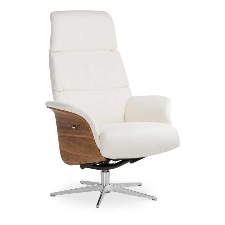 BARTH Fauteuil 360505007010 Dimensions L: 77.0 cm x P: 81.0 cm x H: 114.0 cm Couleur Blanc Photo no. 1