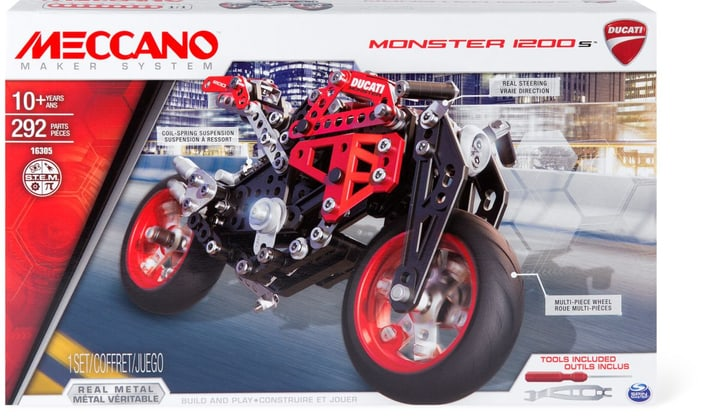 Ducati 1200s 747650700000 N. figura 1