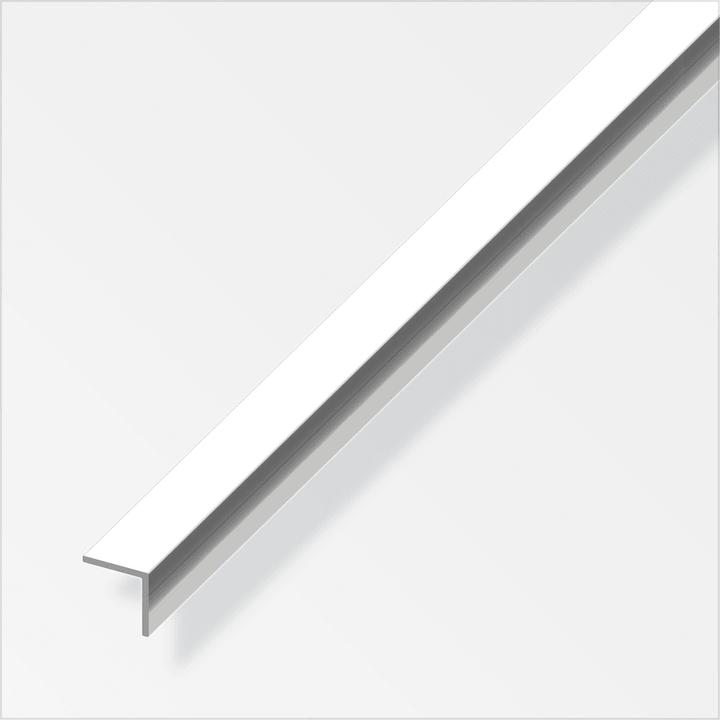 Cornière isocèle 1 x 20 x 10 mm optique-chromé 1 m alfer 605140500000 Photo no. 1