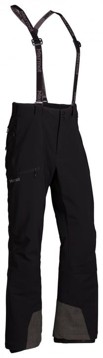 Pro Tour Pantaloni da uomo Marmot 461075100320 Colore nero Taglie S N. figura 1