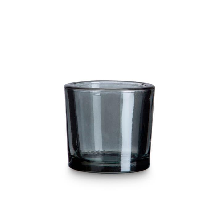 BUNT Teelichthalter 396082000000 Grösse B: 6.5 cm x T: 6.5 cm x H: 5.8 cm Farbe Grau Bild Nr. 1