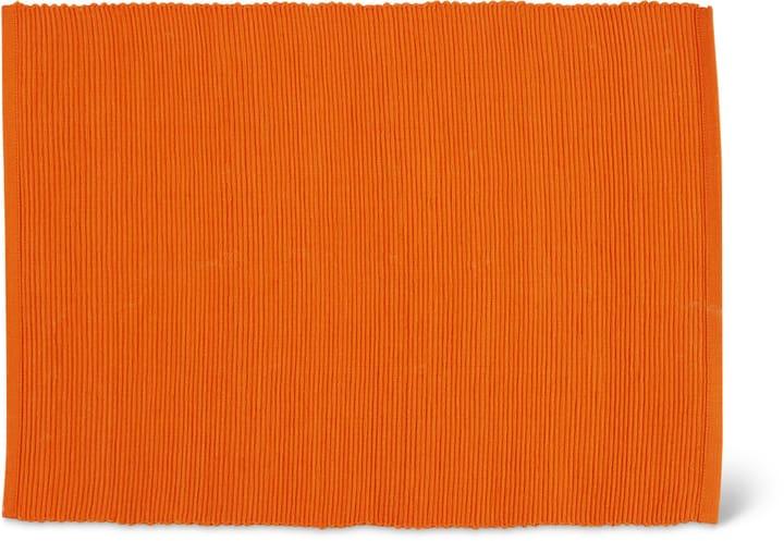 Tischset 2er-Pack 753329000034 Farbe Orange Grösse B: 45.0 cm x T: 33.0 cm Bild Nr. 1
