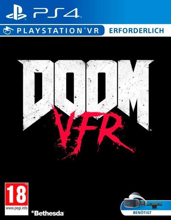 PS4 - Doom VFR D Physique (Box) 785300130706 Photo no. 1