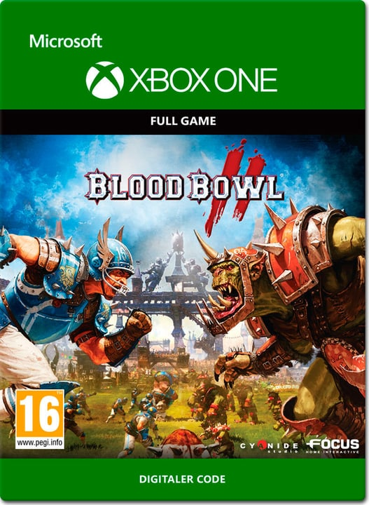 Xbox One - Blood Bowl 2 Download (ESD) 785300138682 Bild Nr. 1