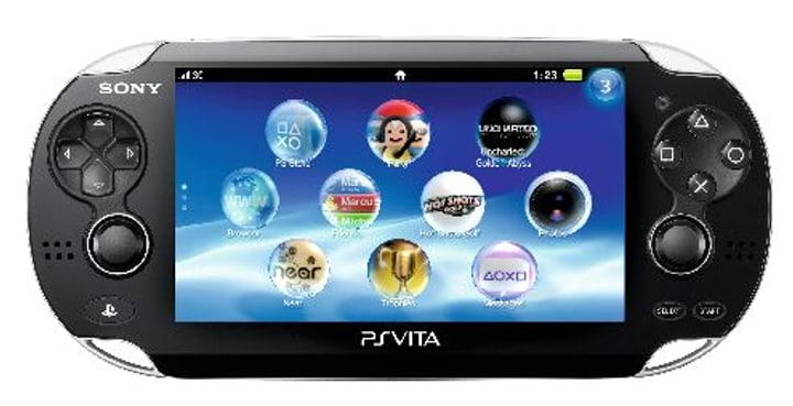 PS Vita Wi Fi Sony 78541150000011 Bild Nr. 1