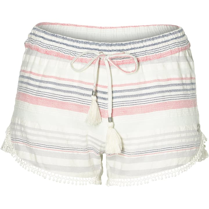 LW JACQUARD LACE DETAIL SHORTS Damen-Shorts O'Neill 463112100510 Farbe weiss Grösse L Bild-Nr. 1