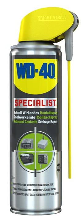 Specialist Kontaktspray 250ml Wd 40 620256400000 Photo no. 1