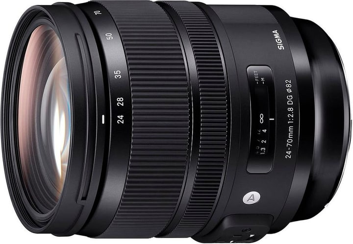24-70mm 2.8 DG HSM Nikon Art Objectif Sigma 785300129931 Photo no. 1