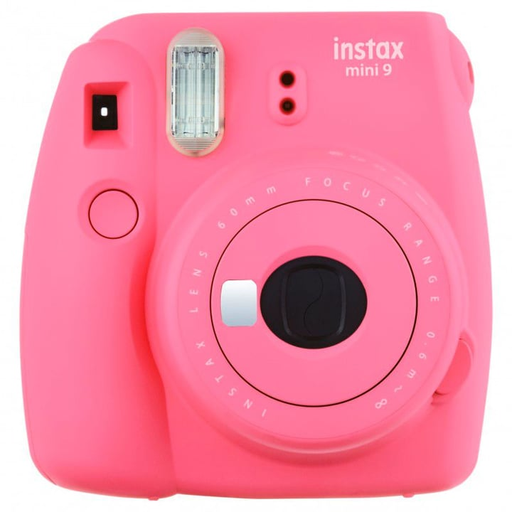 Instax Mini 9 App.photo Instant. Flamingo Pink FUJIFILM 793429400000 Photo no. 1