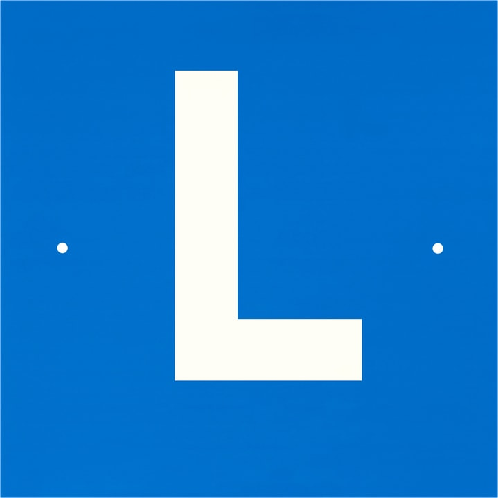 L-Schild mit Sauger Hinweisschild Miocar 620622900000 Bild Nr. 1