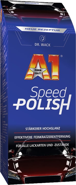 Image of A1 Speed Polish Pflegemittel