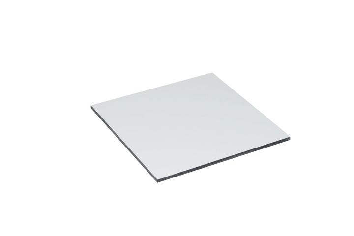 RESOPAL Bau-Allzweckplatte, weiss 640134900000 Bild Nr. 1