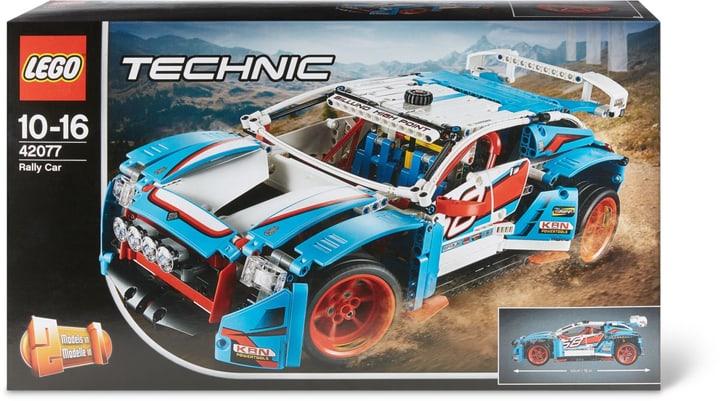 Lego Technic La voiture de rallye 42077