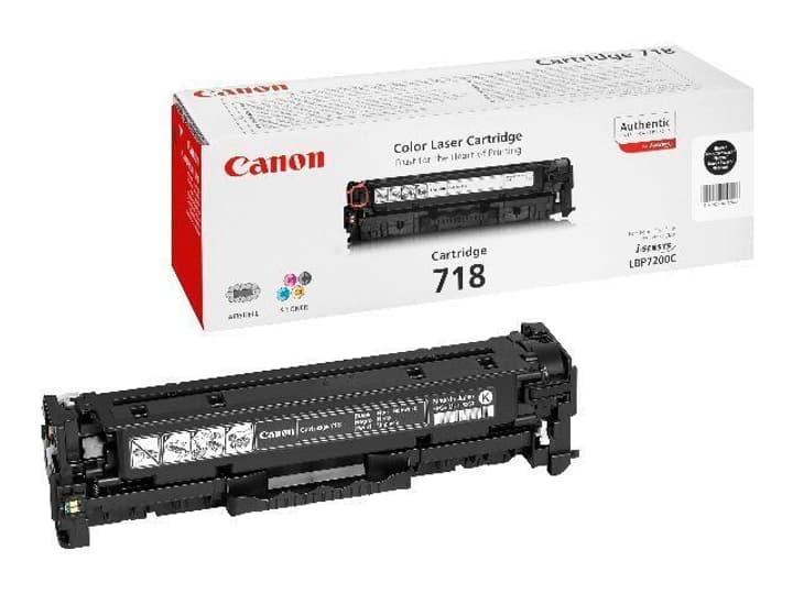 718 Toner-Modul black Canon 797550400000 Photo no. 1