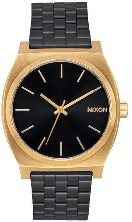 Time Teller Gold Black Sunray 37 mm Montre bracelet Nixon 785300136979 Photo no. 1