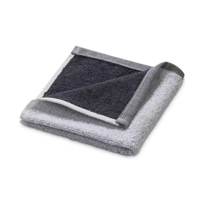 ENZO Waschlappen 374139520180 Grösse B: 30.0 cm x T: 30.0 cm Farbe Grau Bild Nr. 1