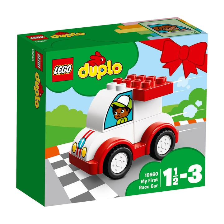 Lego Duplo 10860 Ma 1. Voiture De Course 748870800000 Photo no. 1
