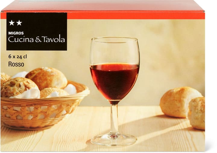 Bicchiere da vino rosso Cucina & Tavola 701122000003 N. figura 1
