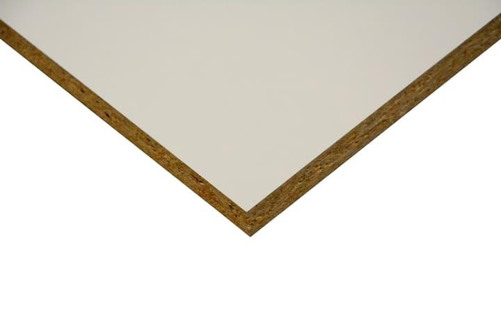 Pannello truciolare bianco opaco K101SM 640509100000 Longueur L: 1200.0 mm N. figura 1