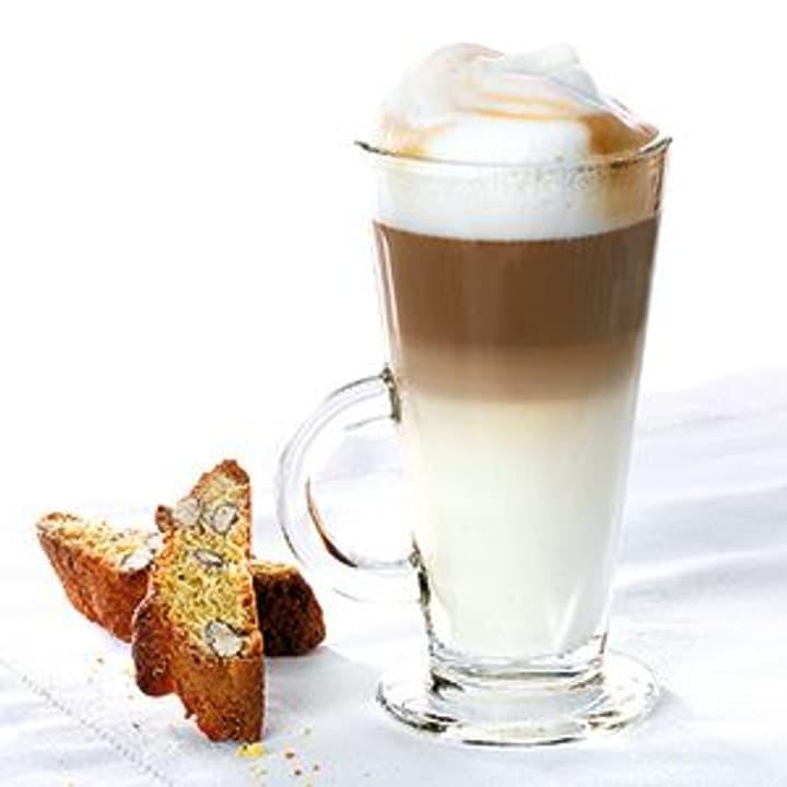 Latte Macchiato Glas 28cl Cucina & Tavola 702320700000 Bild Nr. 1