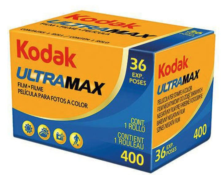 Gold Ultra 400 GC 135-36 Kodak 785300134714 Photo no. 1