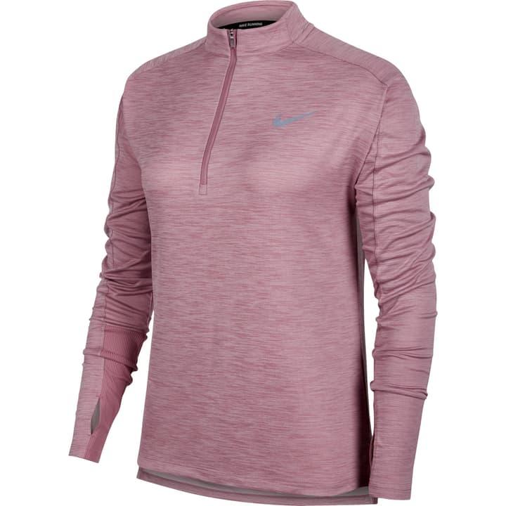 Pacer Damen-Langarmshirt Nike 470176500338 Farbe rosa Grösse S Bild-Nr. 1