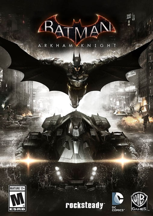 PC - Batman: Arkham Knight Season Pass Download (ESD) 785300133317 N. figura 1