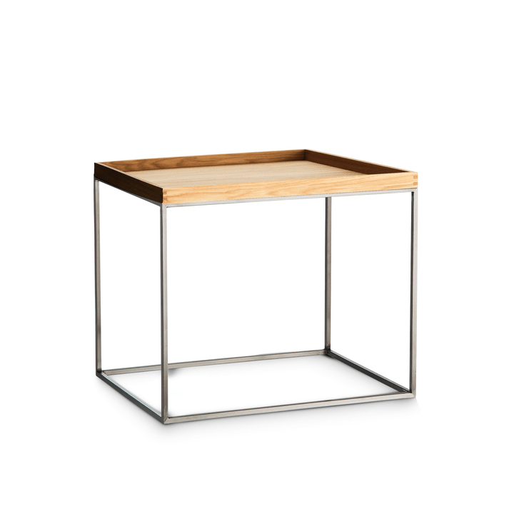 COFFEE table d'appoint 362232000000 Dimensions L: 40.0 cm x P: 50.0 cm x H: 44.0 cm Couleur Chêne Photo no. 1