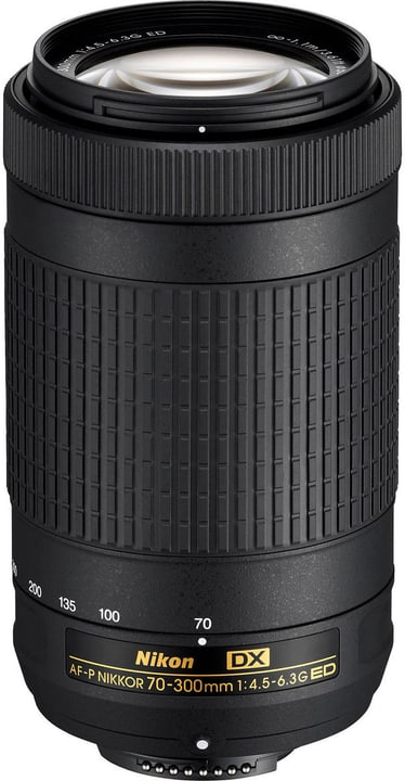 Nikkor AF-P DX 70-300 Objectiv Objectif Nikon 793430900000 Photo no. 1