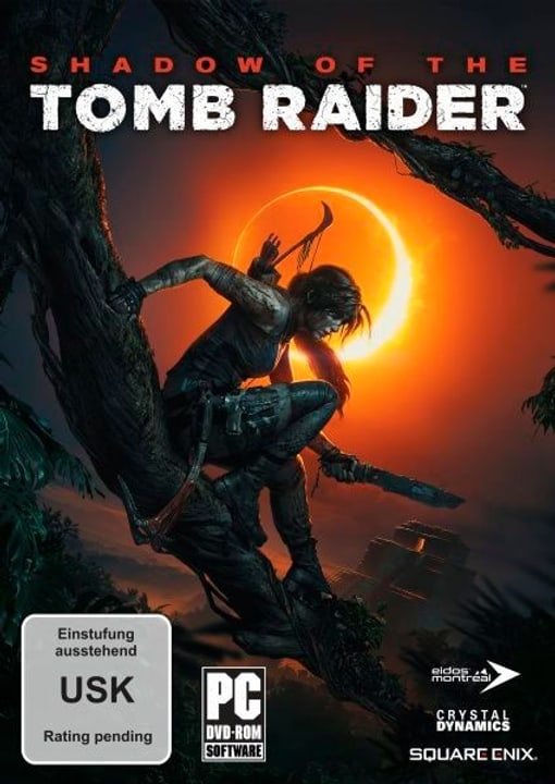 PC - Shadow of the Tomb Raider (D) Box 785300136168 Langue Allemand Plate-forme PC Photo no. 1