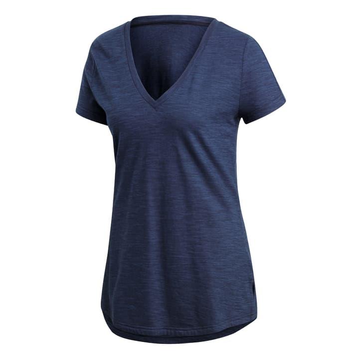 Winners Tee Damen-T-Shirt Adidas 462363500443 Farbe marine Grösse M Bild-Nr. 1