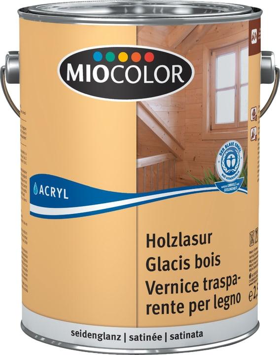 Acryl Vernice trasparente per legno Bianco calce 2.5 l Miocolor 661119500000 Colore Bianco calce Contenuto 2.5 l N. figura 1