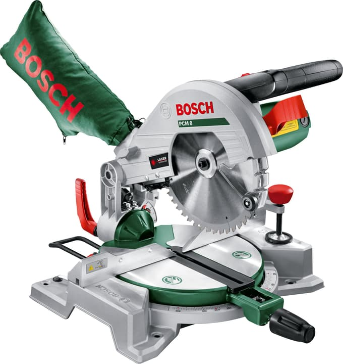 Troncatrice radiale PCM 8 Bosch 616664100000 N. figura 1