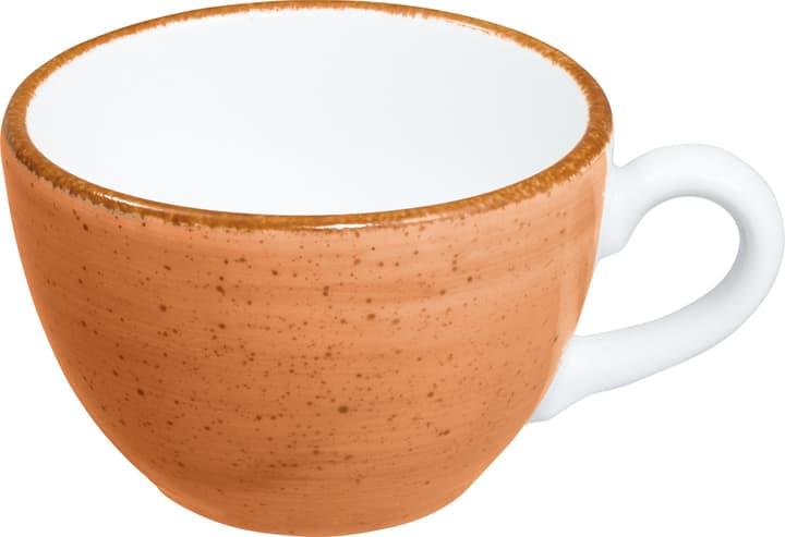 VINTAGE Tasse à café 440289101879 Couleur Terra Dimensions L: 12.0 cm x P: 9.0 cm x H: 6.0 cm Photo no. 1